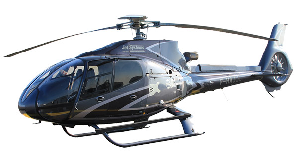 Pourquoi louer helicoptere
