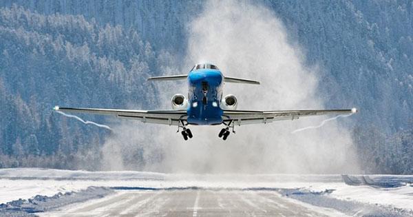 Ski jet privé