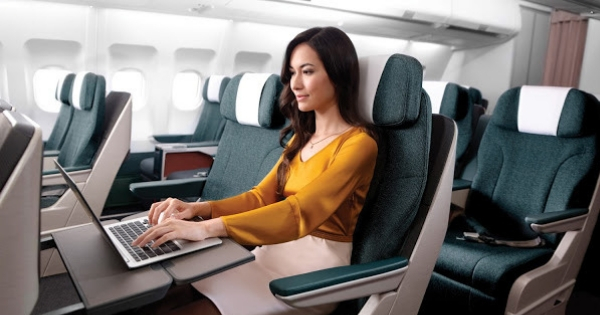 Business class ou location de jet privé