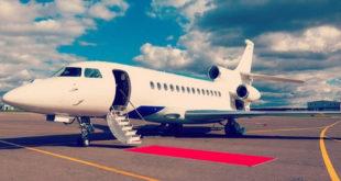 Première classe ou location de jet privé