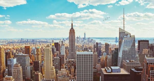 Comment louer un hélicoptère à New York